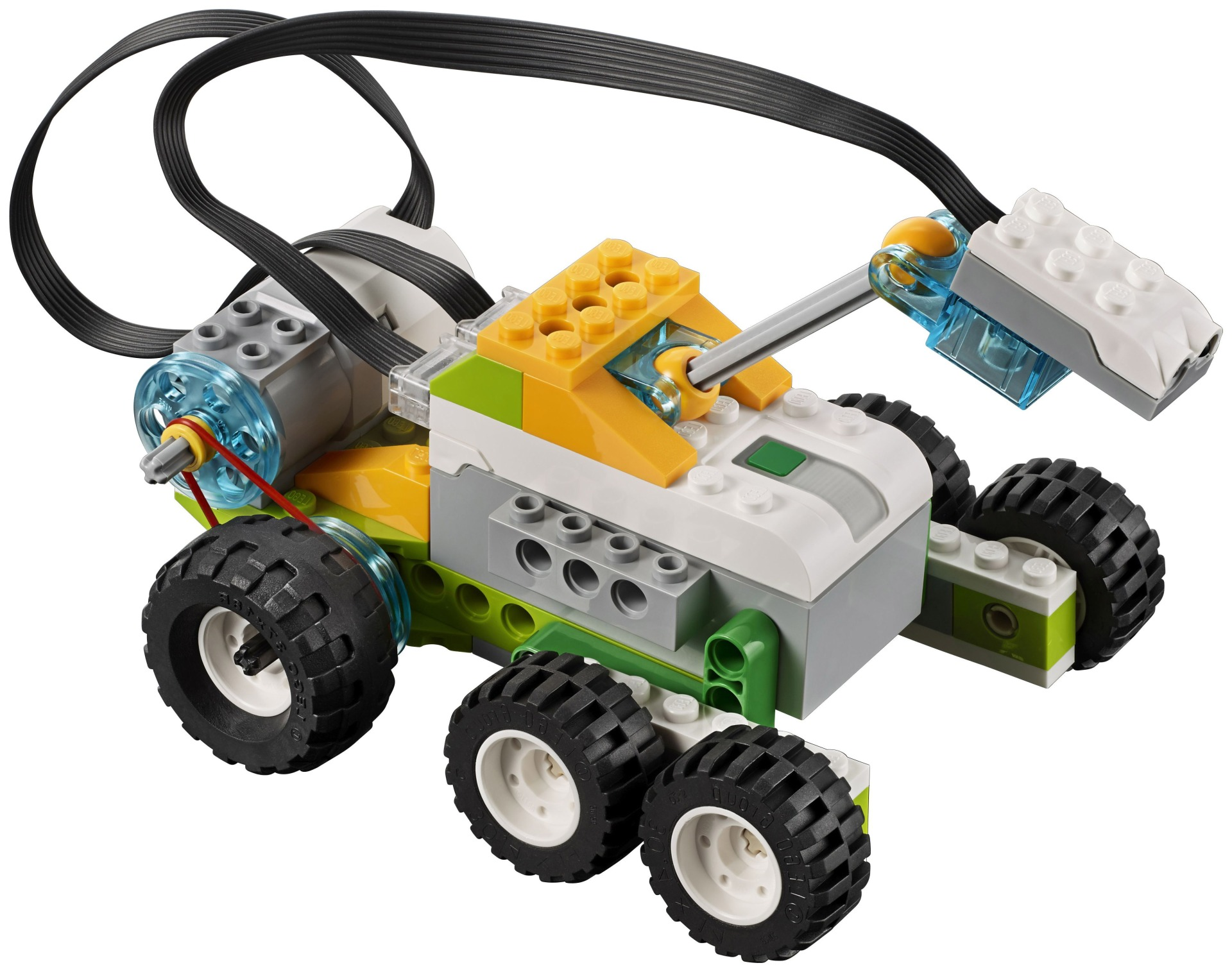 Пример проекта с занятий Робототехники