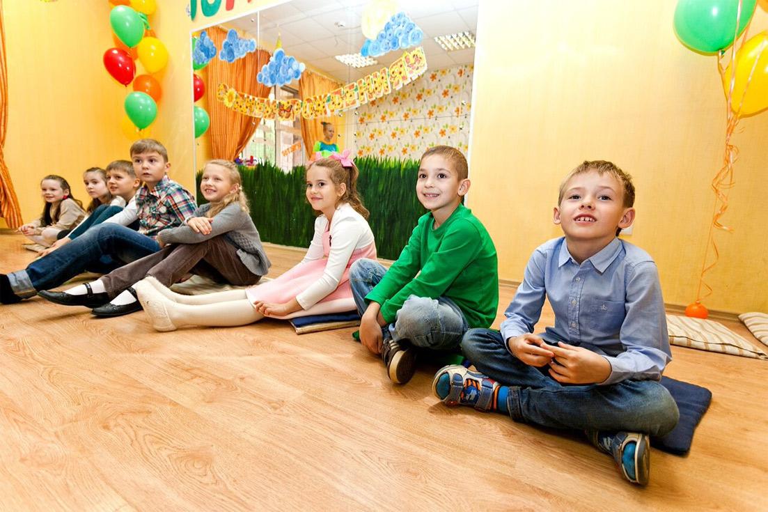Полная свобода на детском празднике
