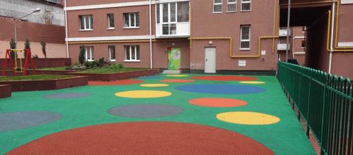 Частный детский сад с площадкой в Ленинском районе Самары