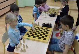 занятия Шахматной школы