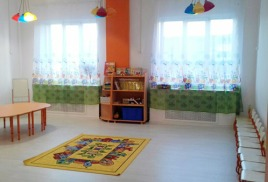 Новые группы в детском саду на Московском шоссе, 57