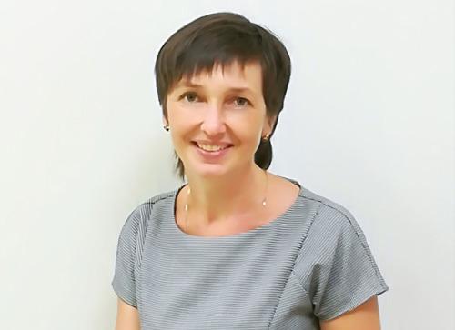 Гринблат Елена Викторовна
